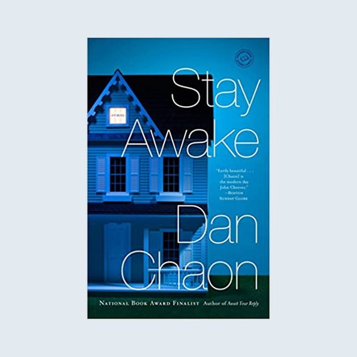 Stay Awake by Dan Chaon cover