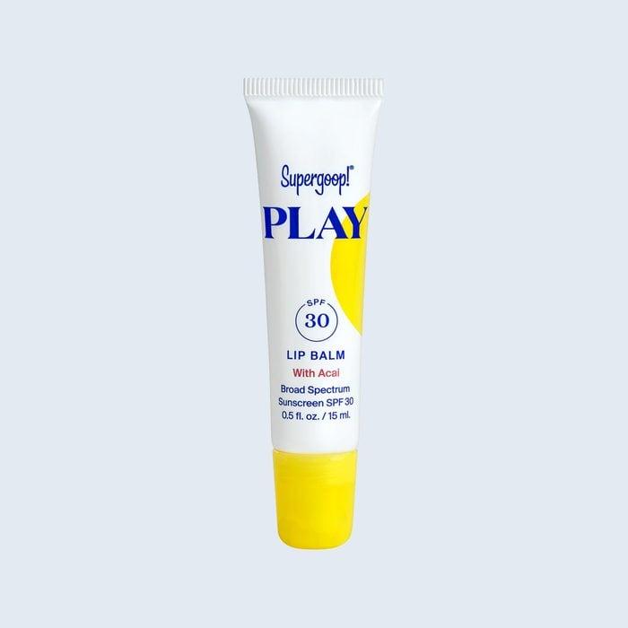 Supergoop! Play Lip Balm Spf 30 With Acai