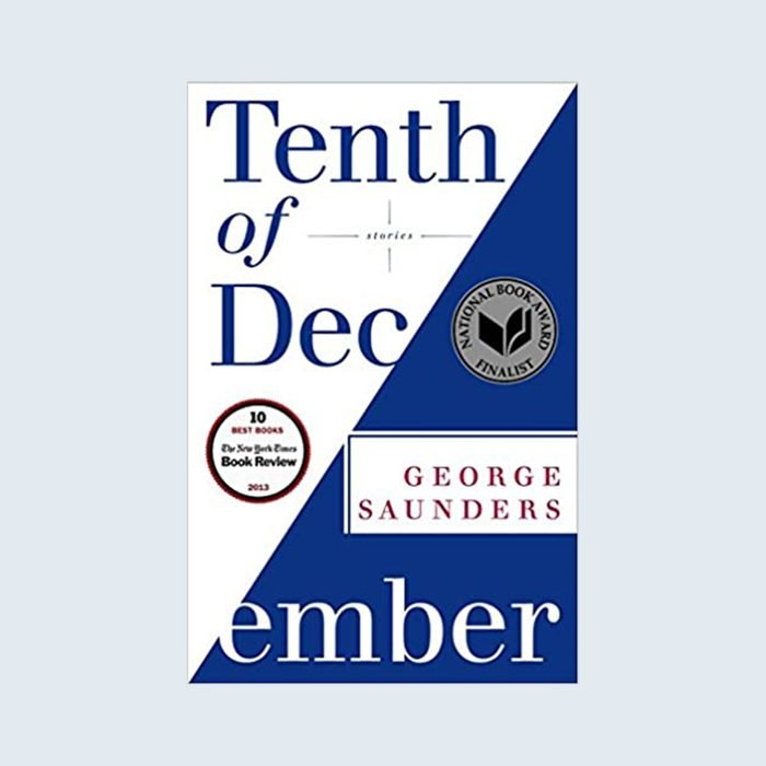 Tenth of December by George Saunders cover