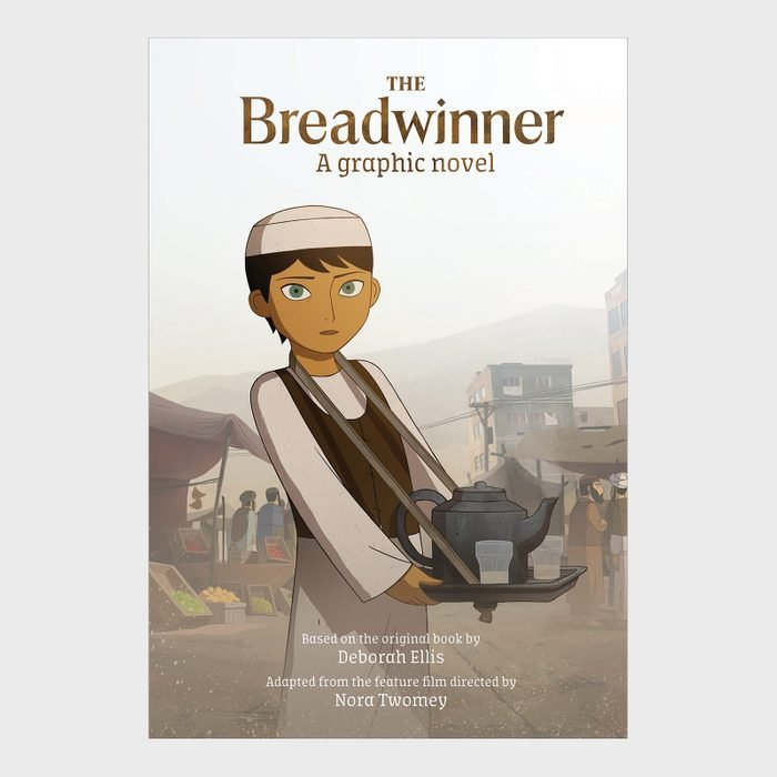 The Breadwinner A Graphic Novel By Nora Twomey