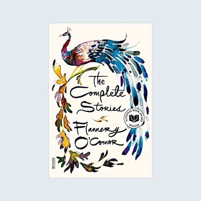 The Complete Stories by Flannery O'Connor cover