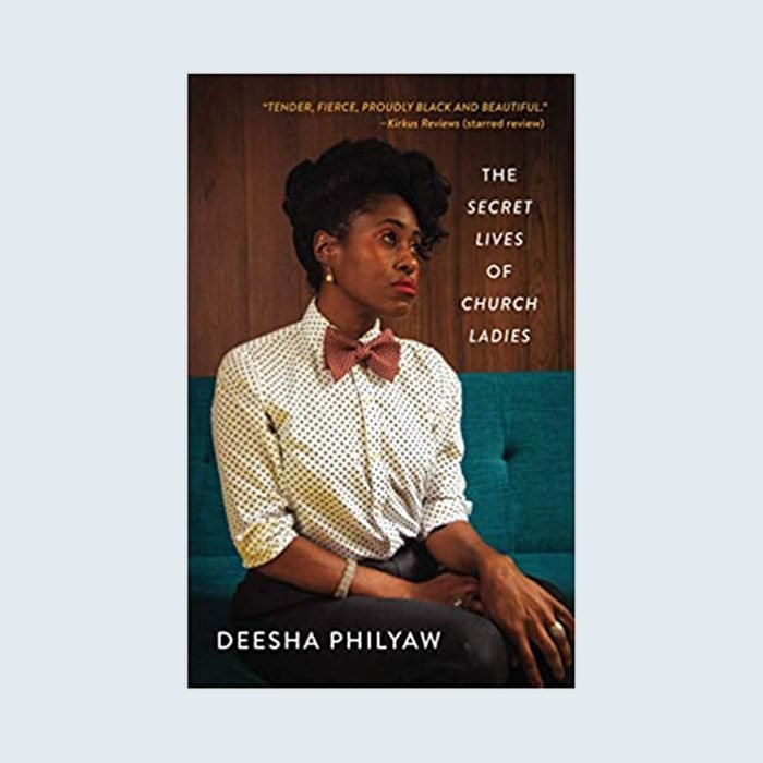 The Secret Life of Church Ladies by Deesha Philyaw cover