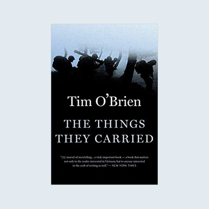 The Things They Carried by Tim O'Brien cover art