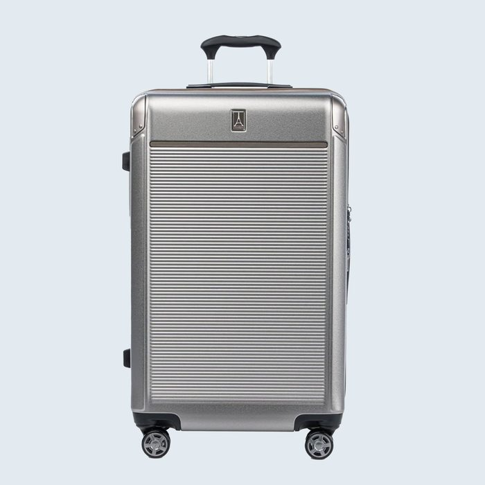 Travelpro Platinum Elite Large Check In Expandable Hardside Spinner