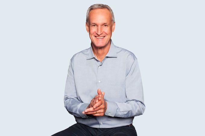 portrait of Bruce Kelley