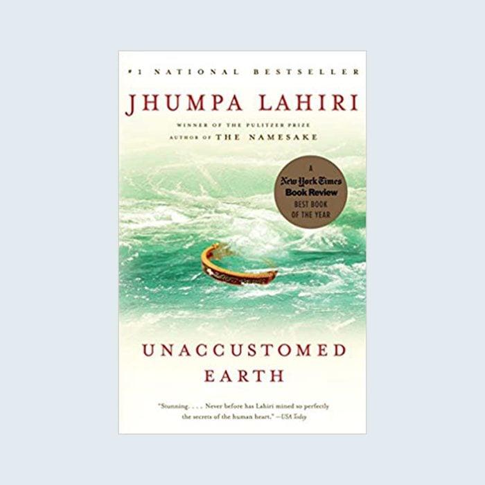 Unaccustomed Earth by Jhumpa Lahiri cover