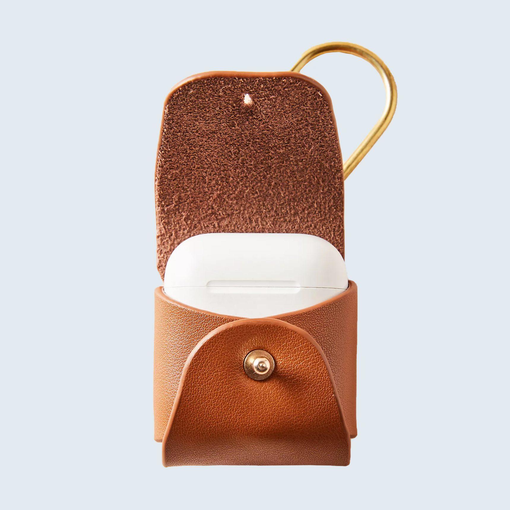 Elago Leather AirPods Case