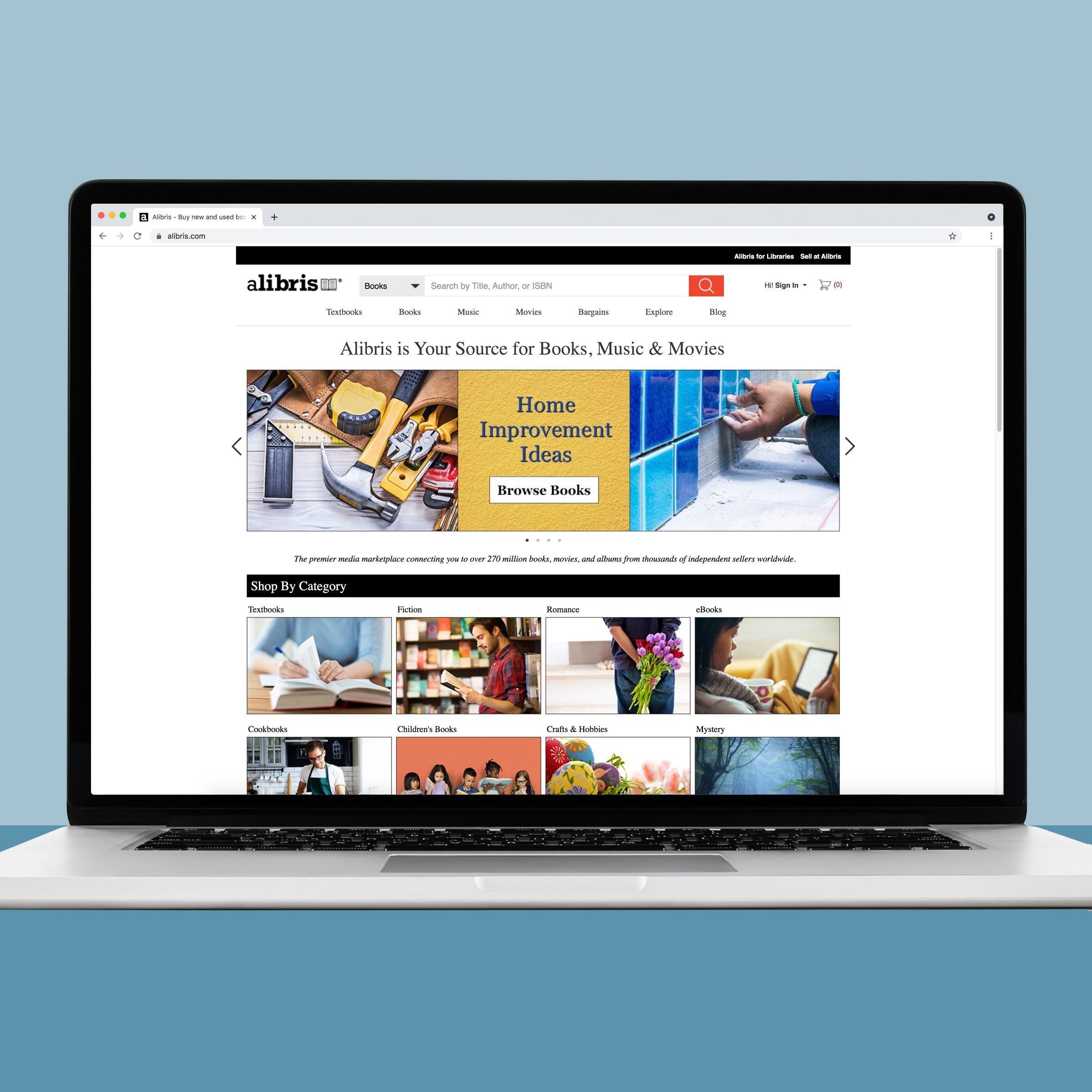 Alibris online used book store