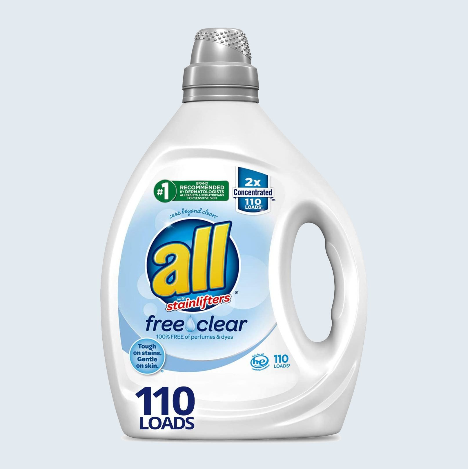 All Free and Clear Detergent