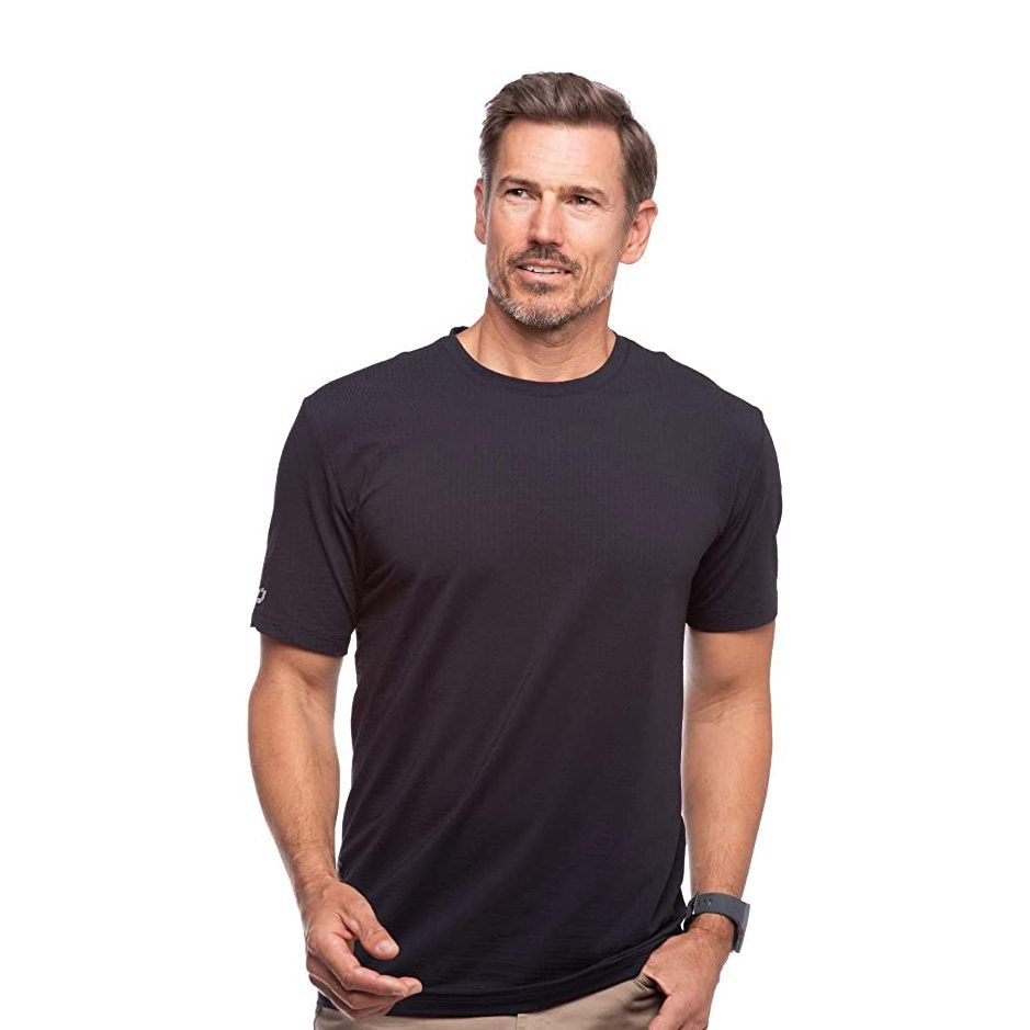 IBKUL Sun-Protective Icefil Cooling T-Shirt