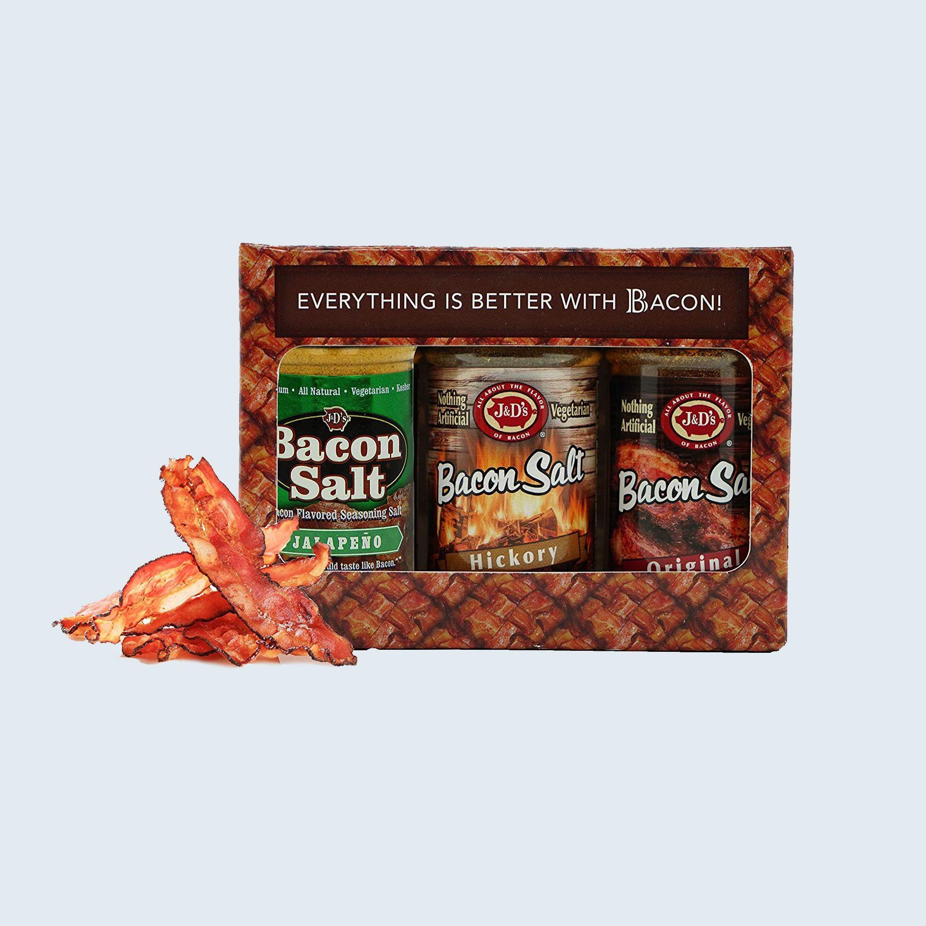 J&D's Bacon Salt Gift Box