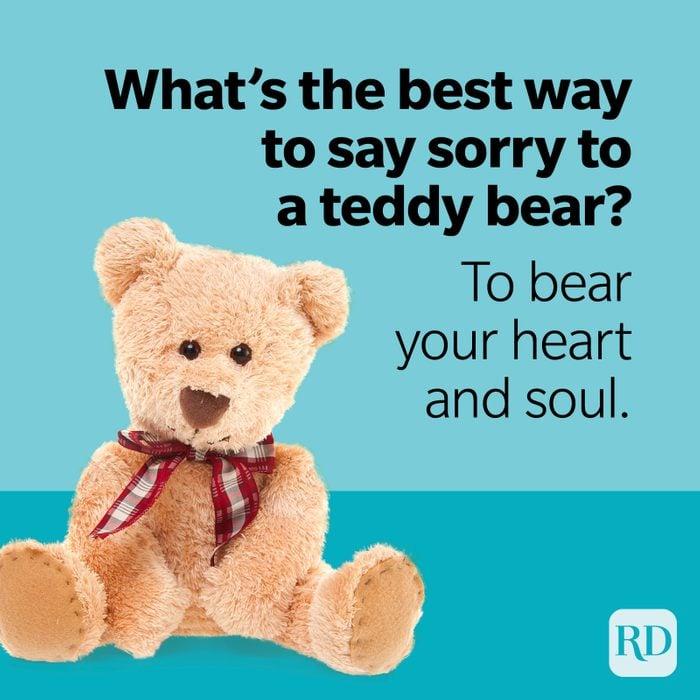 Bear Puns Bear Your Heart And Soal