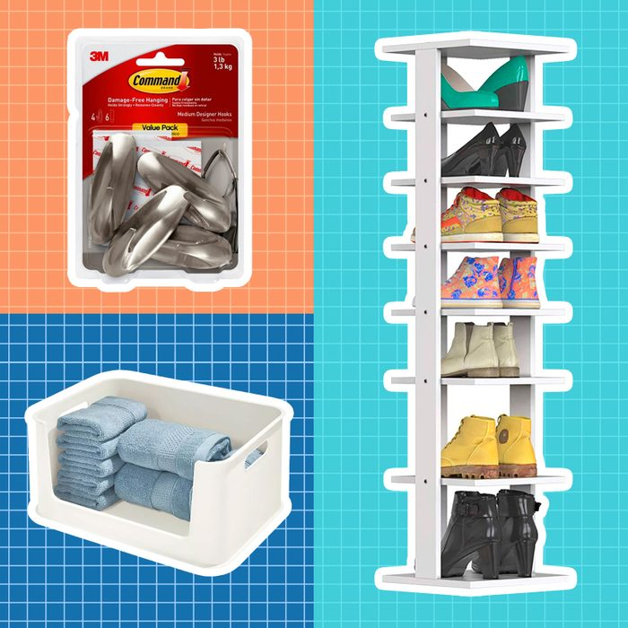 Best Closet Organizers product collage