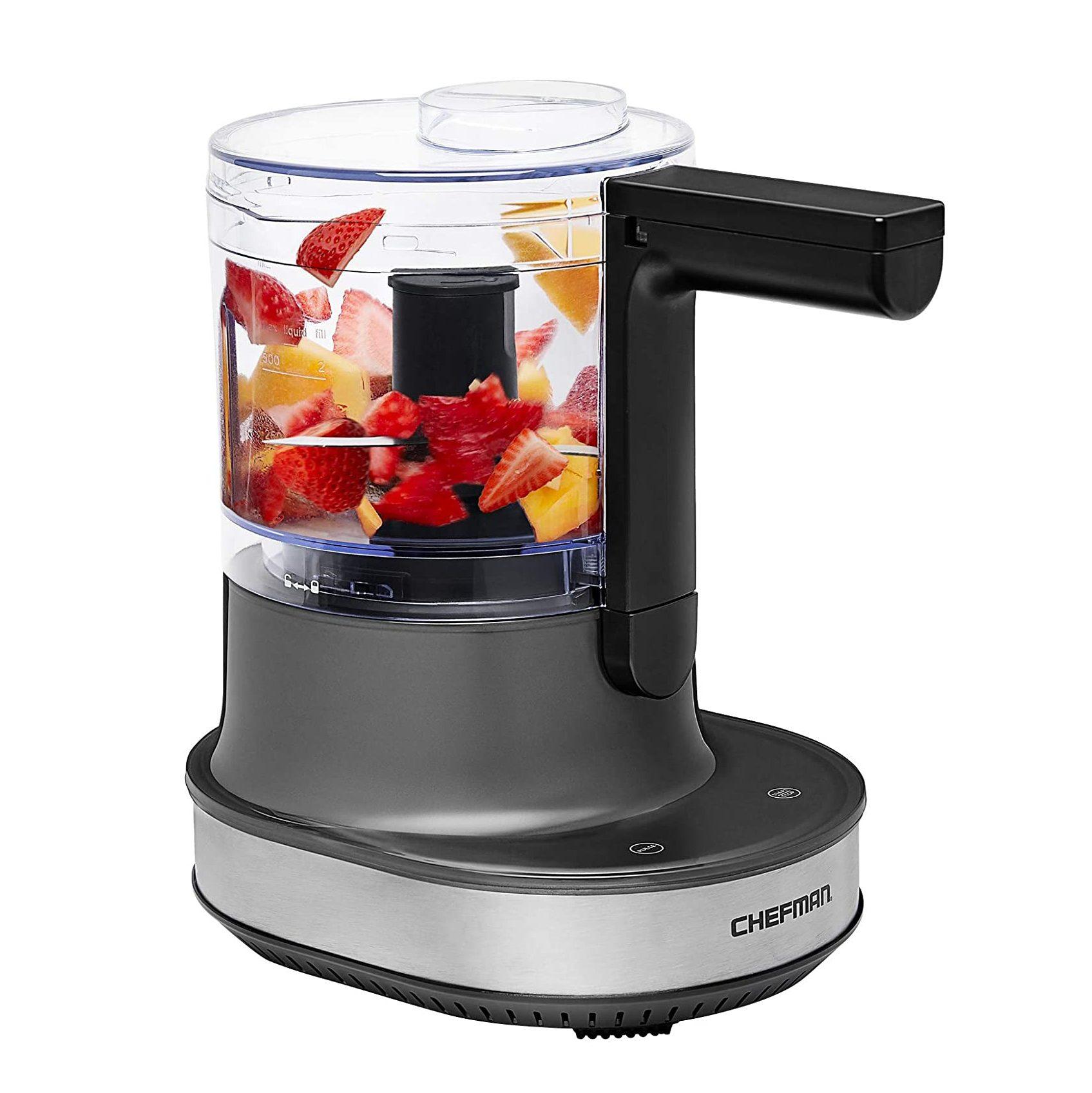 Chefman Electric Food Processor and Blender