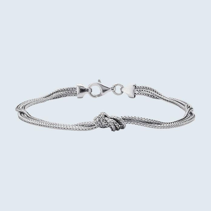 Blue NileSilky Knot Bracelet