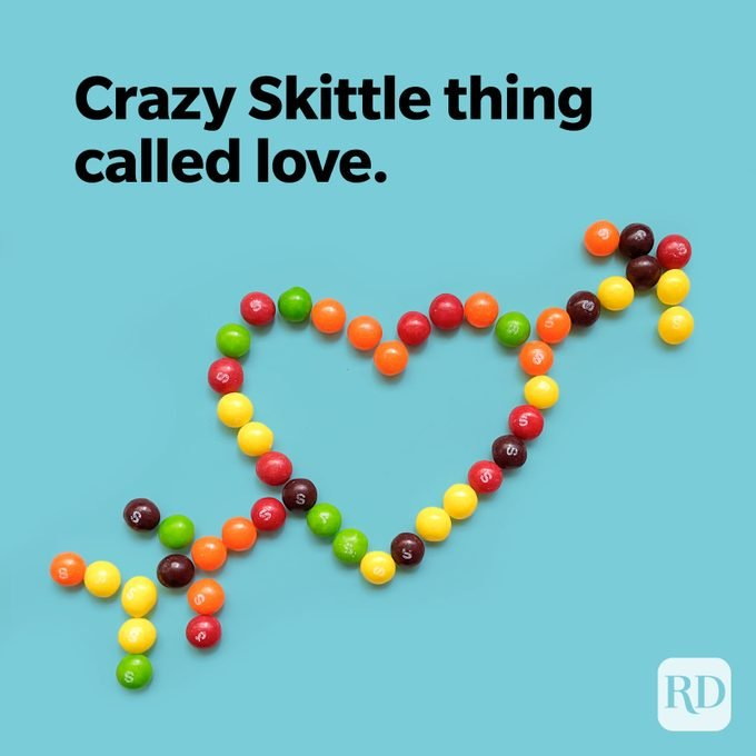 Candy Puns Crazy Skittle Thing Called Love