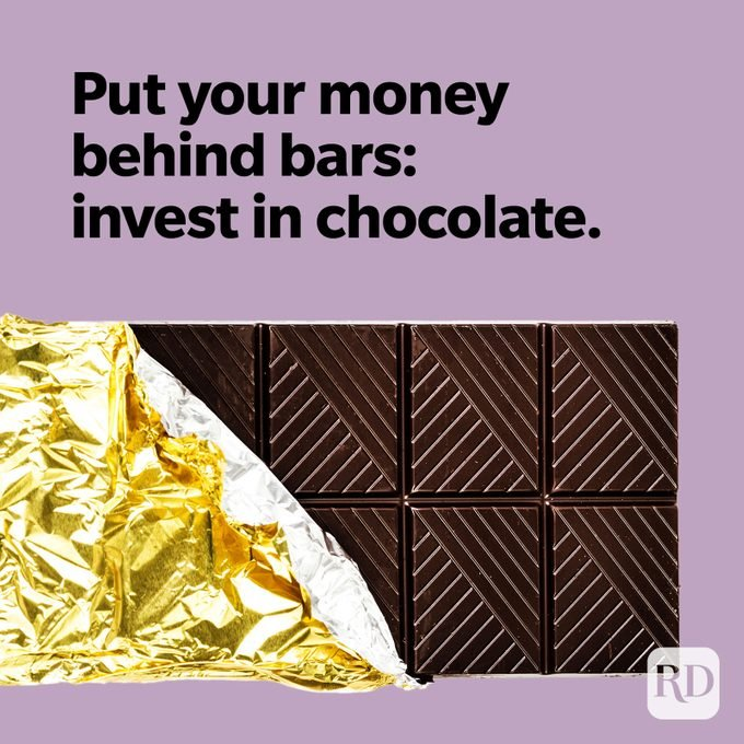 Candy Puns Invest In Chocolate Bars