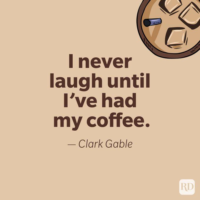Clark Gable Quote