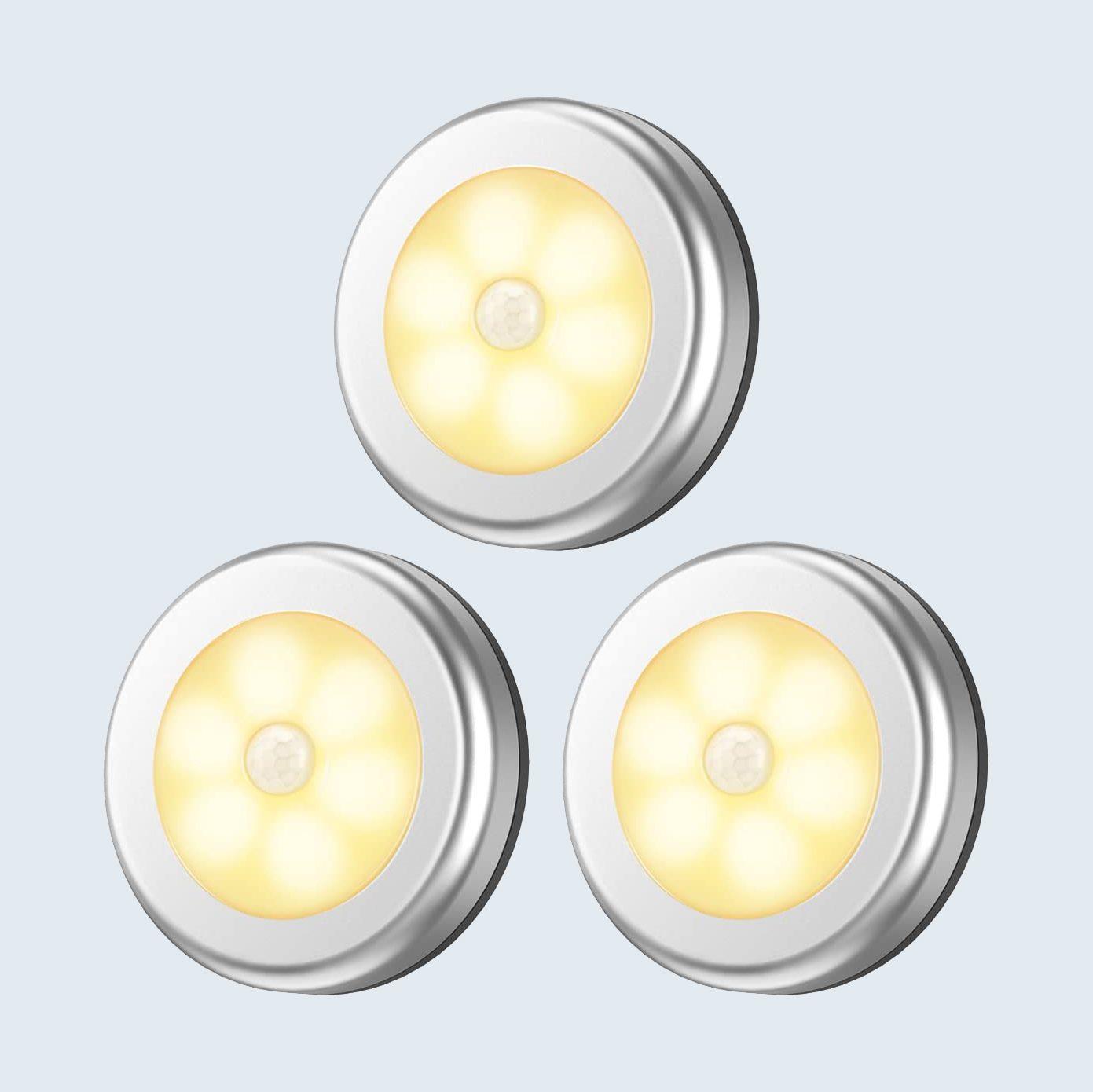 Amir Motion Sensor Lights for inside the closet