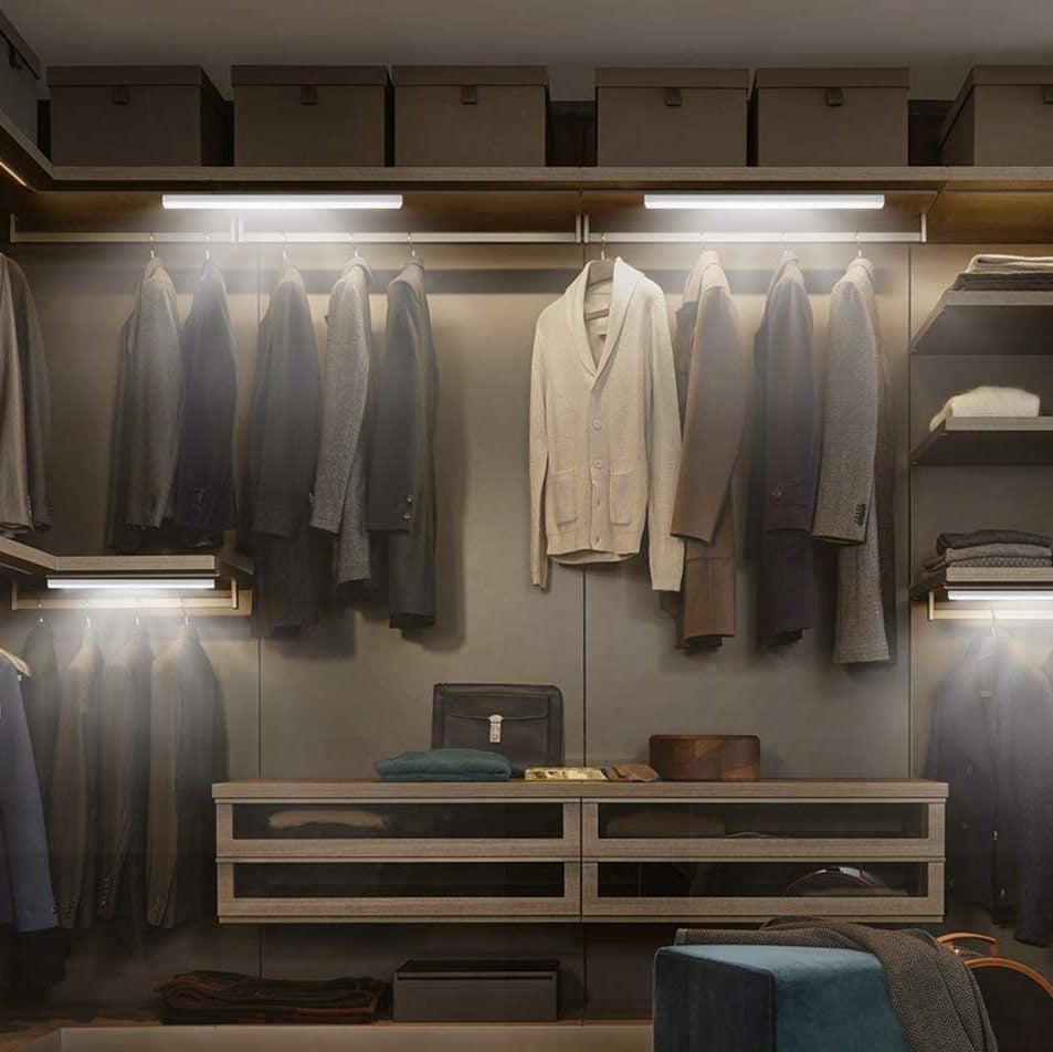 Cshidworld LED Closet Lights