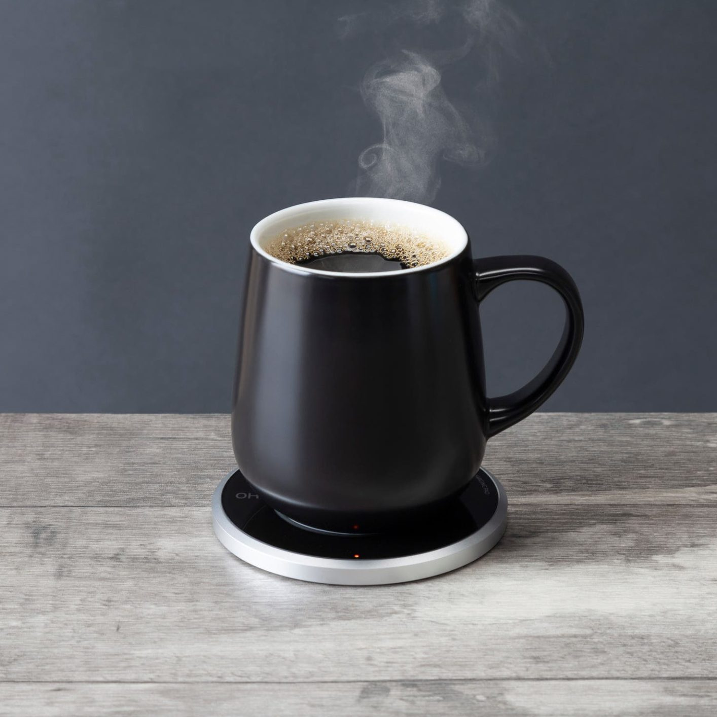 OHOM Ui Mug and Warmer Set