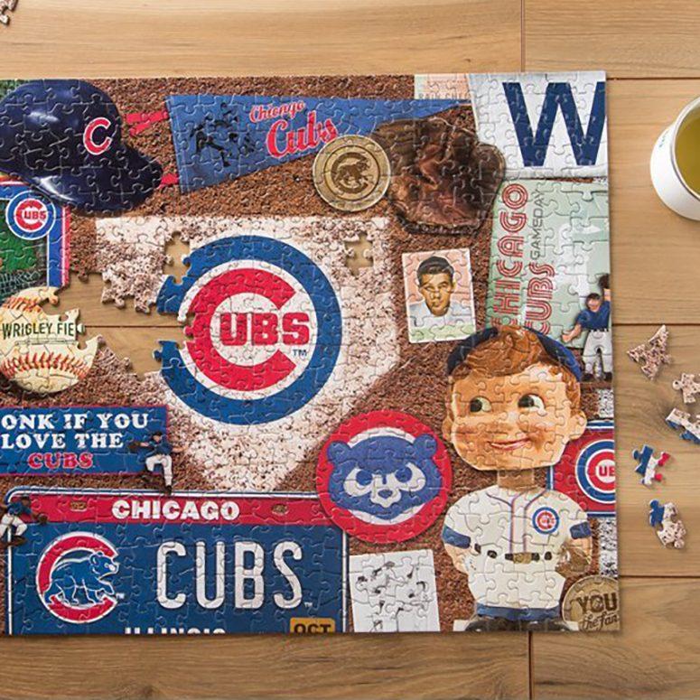 Sports Retro Jigsaw Puzzle