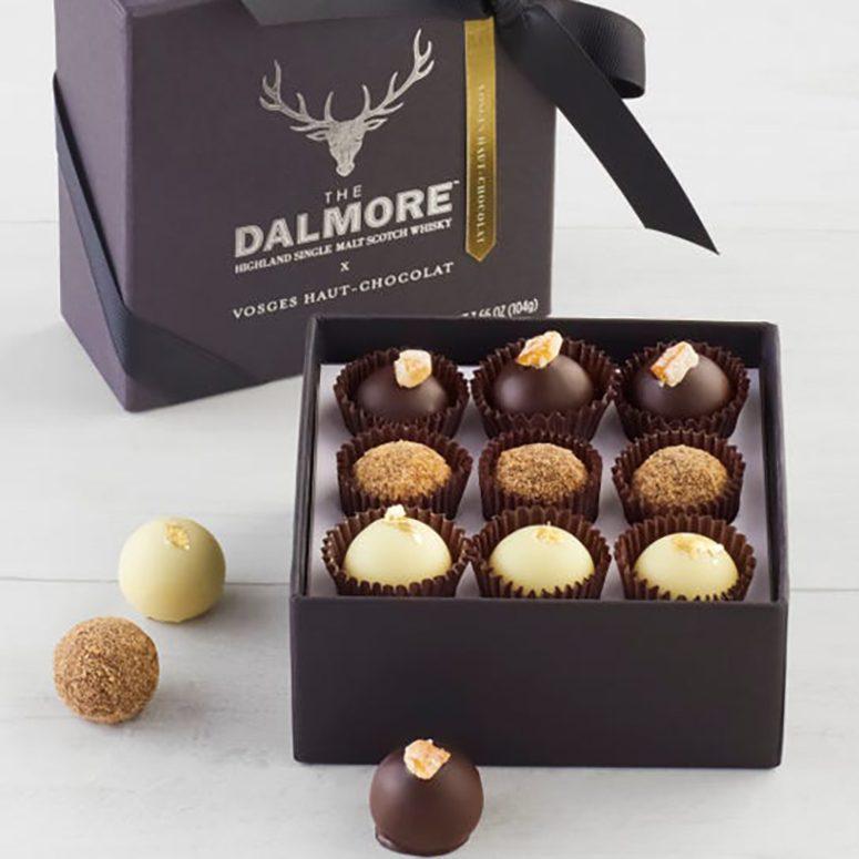 Simply Chocolate Vosges Dalmore Scotch Chocolate