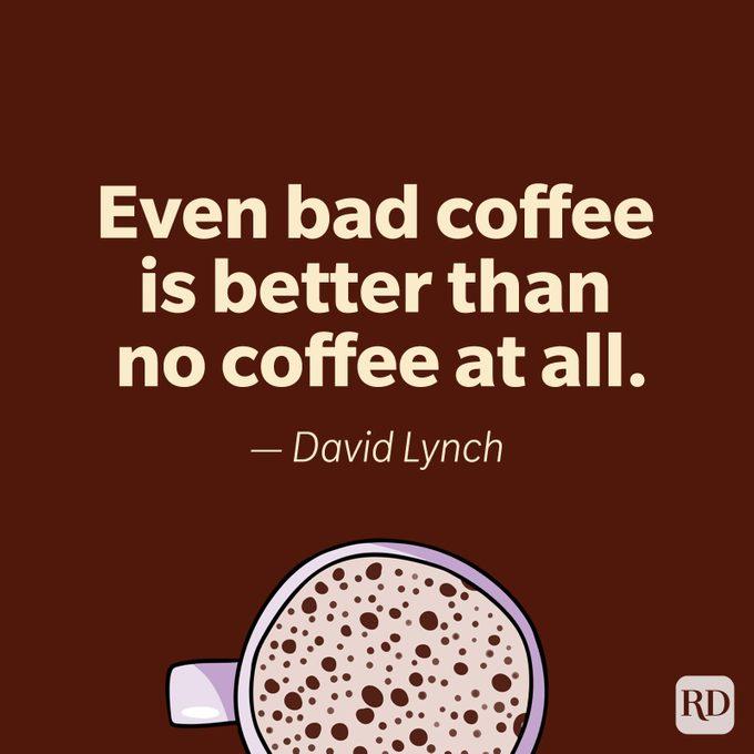 David Lynch Quote