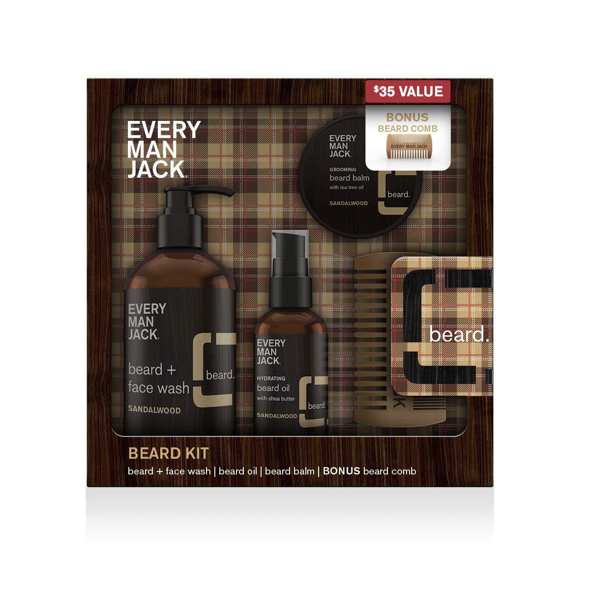 Every Man Jack Beard Kit