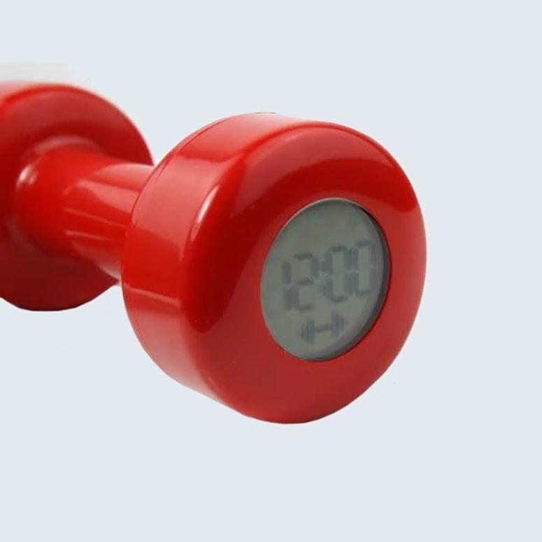 Dumbbell Alarm Clock