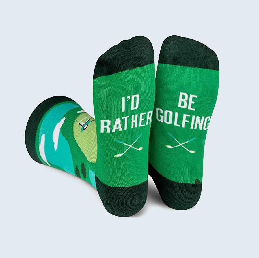 Golf socks for Dad