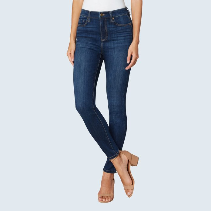 Liverpool Abby Hi Rise Ankle Skinny Jeans for Mom