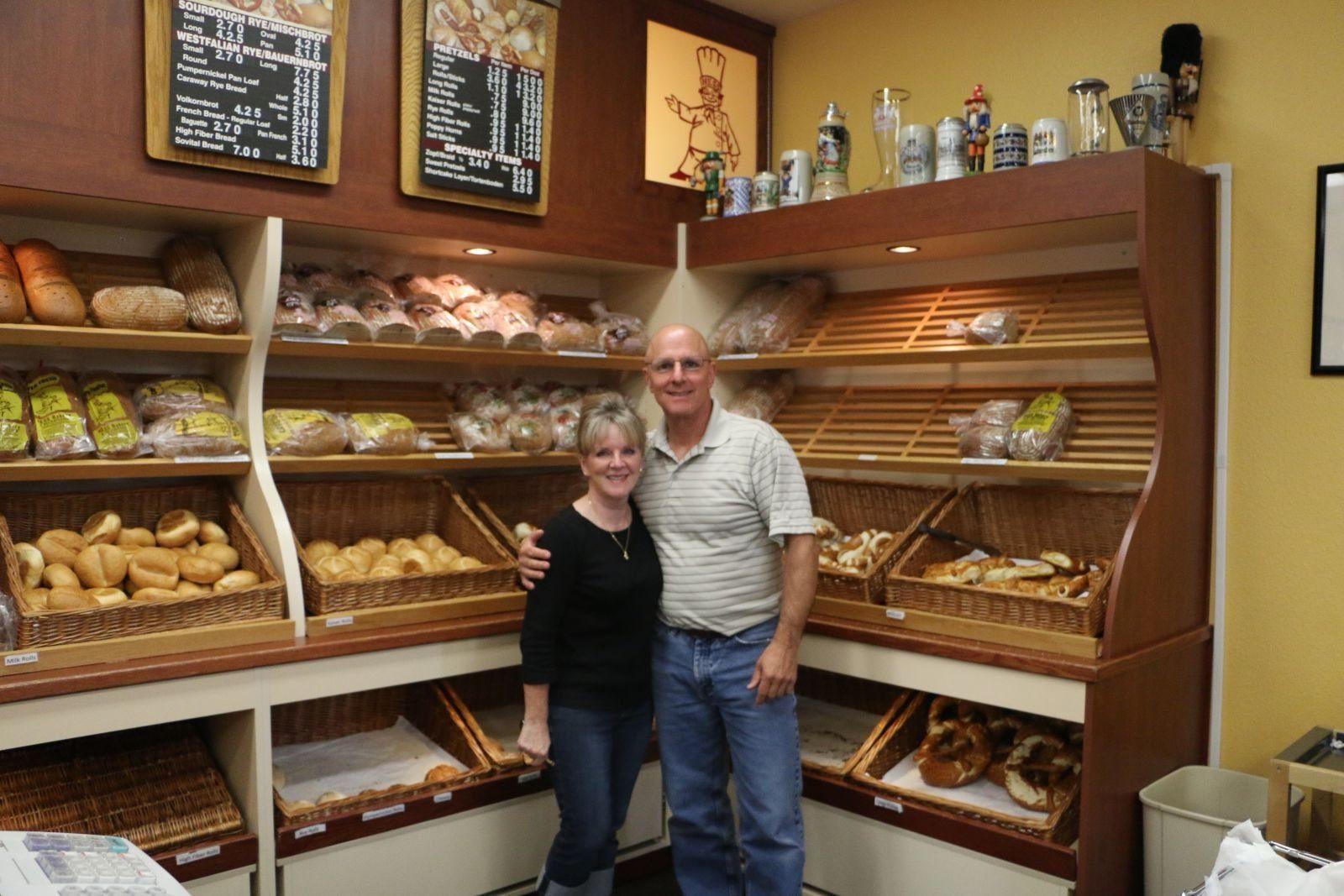 Hess Bakery & Deli, Lakewood Washington