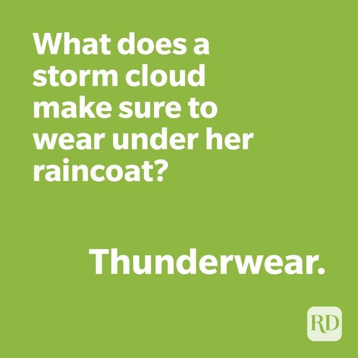Storm joke