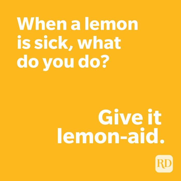 Lemon joke