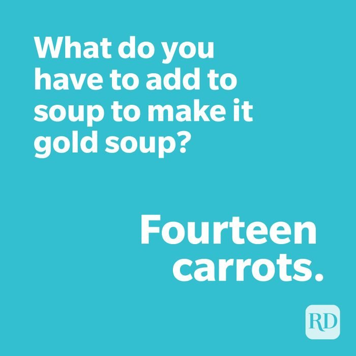 Soup joke