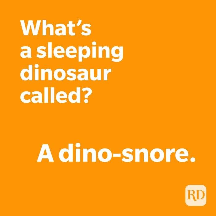 Dino joke