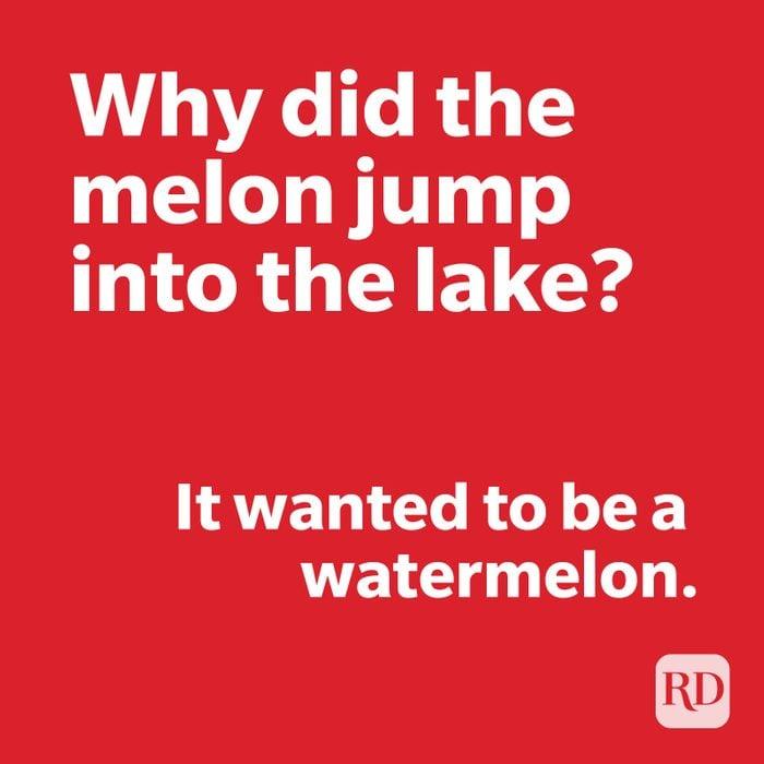 Melon joke