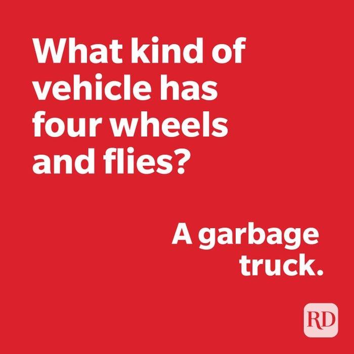 Vehicle joke