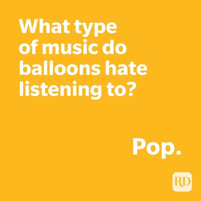 Balloon joke