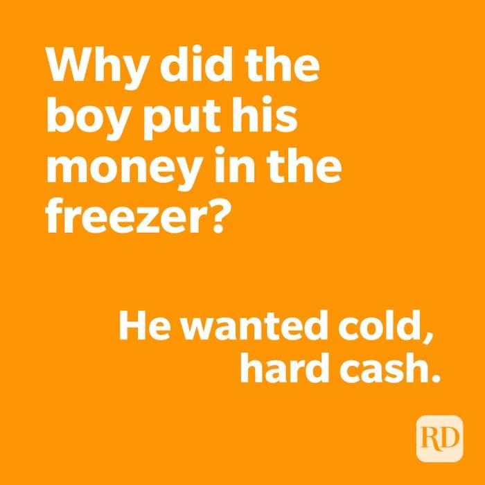 Money joke