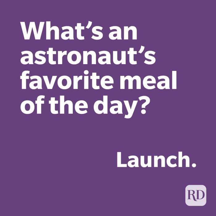 Astronaut joke