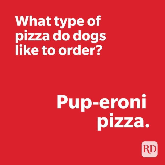 Pizza joke