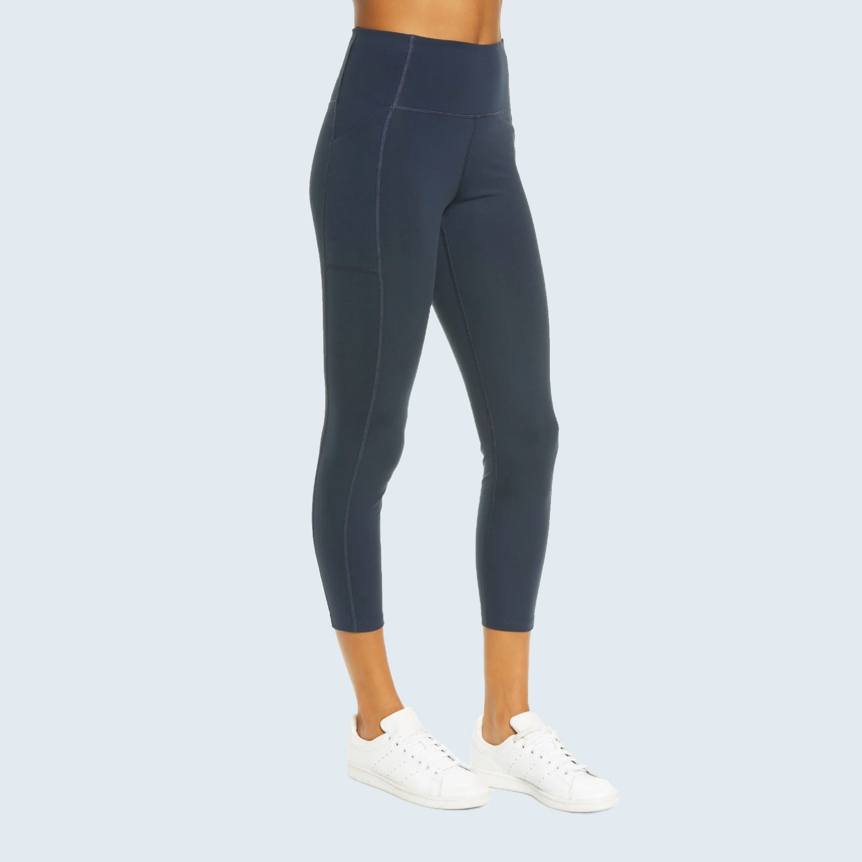 Pocket Crop Leggings from the Girlfriend Collective