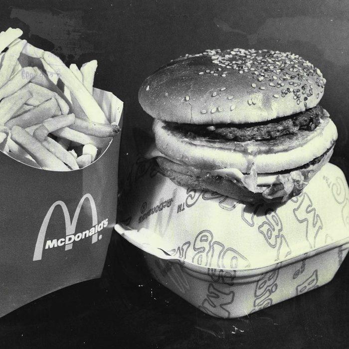 vintage Mcdonalds Meal