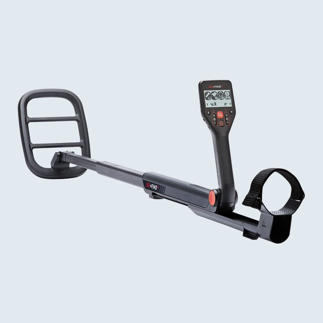 Minelab GO-FIND 66 Metal Detector with Carry Bag