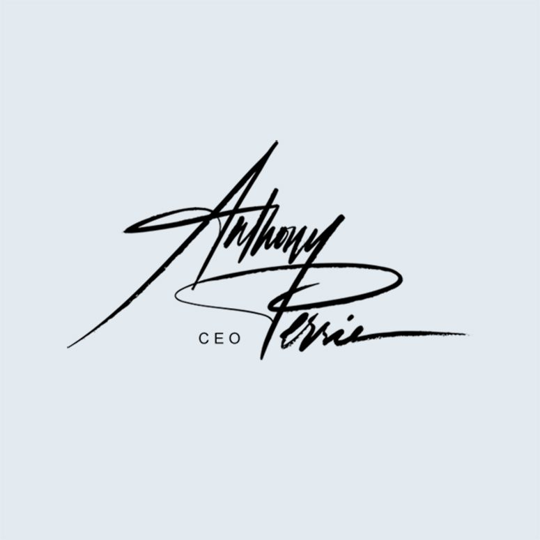Photo Logo Custom Signature Logo