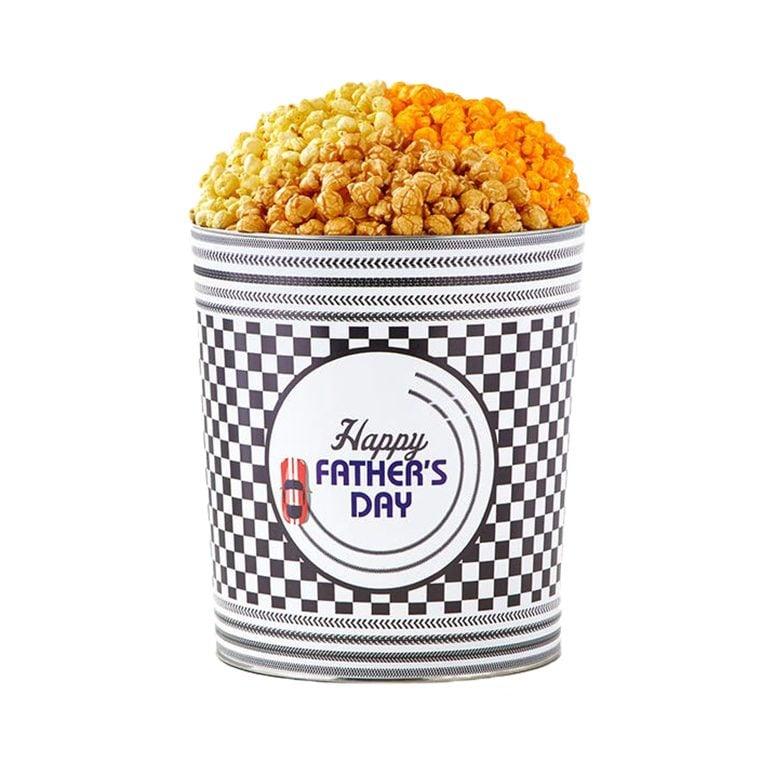 The Popcorn Factory Best Dad Ever Popcorn Tins