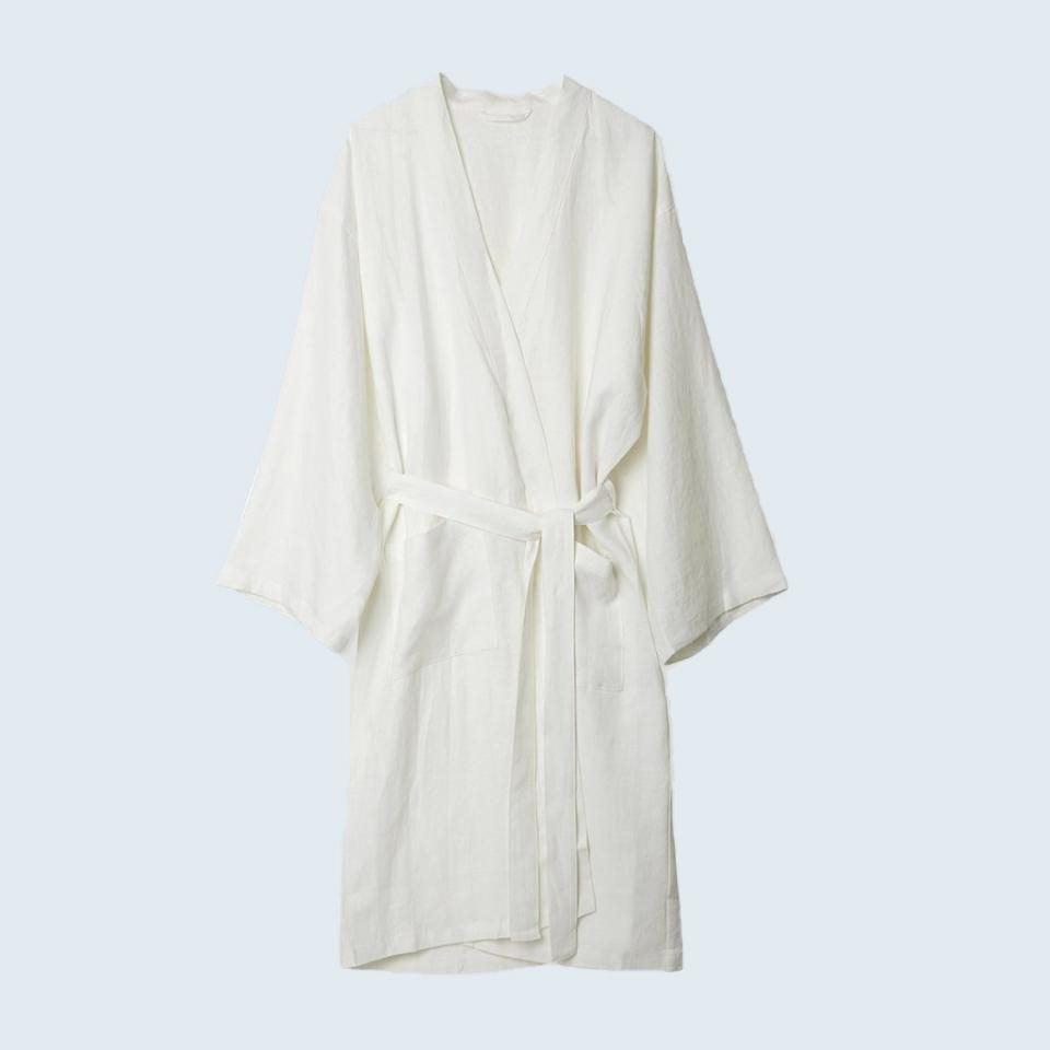 Linen Robe from Piglet