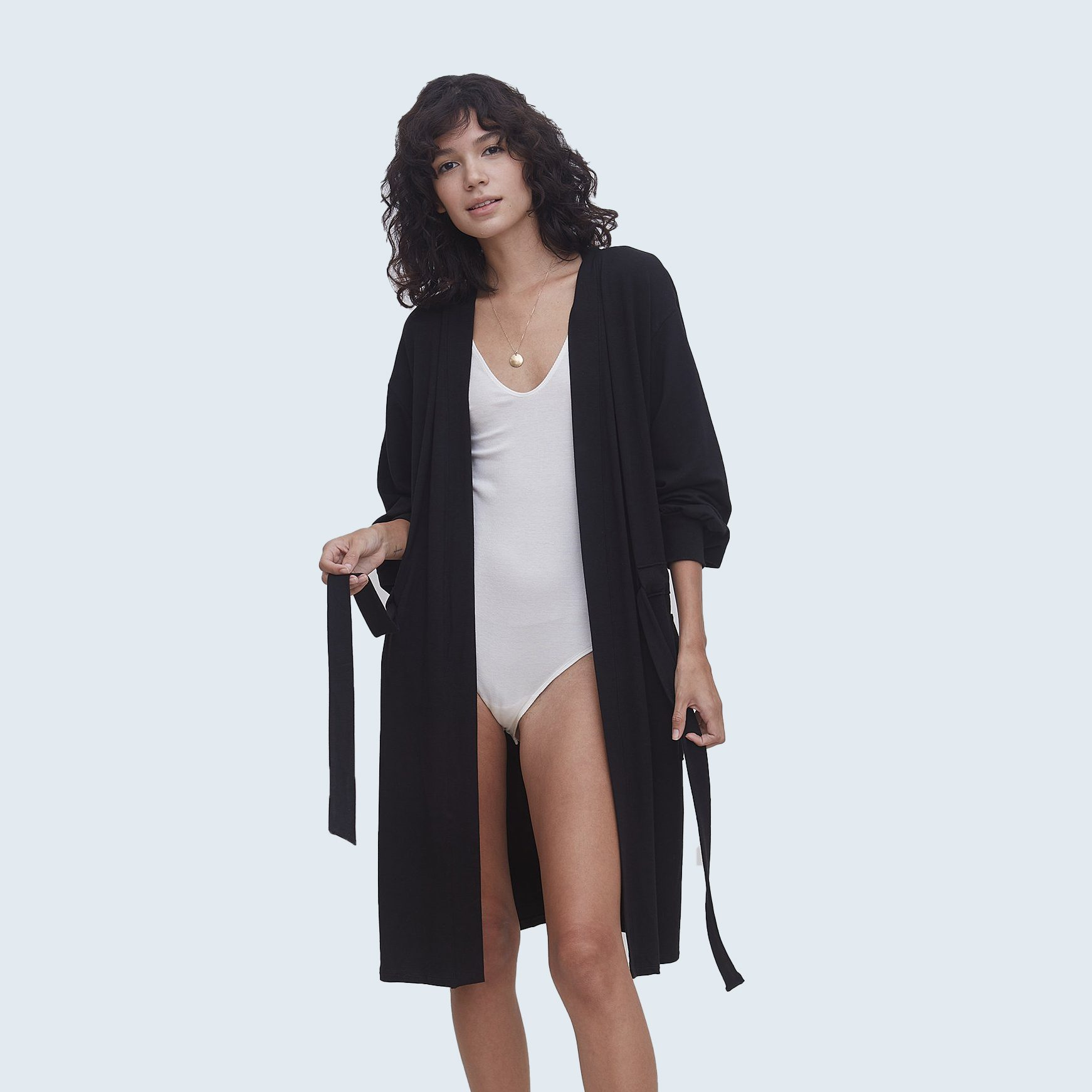 Relaxation Robe from Grey State